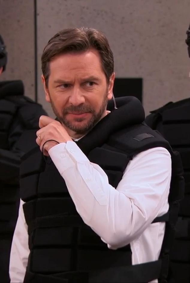 Special Agent Graham