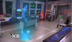 Davenport hologram