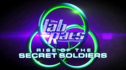 Teaser 1 - Rise of the Secret Soldiers - Lab Rats