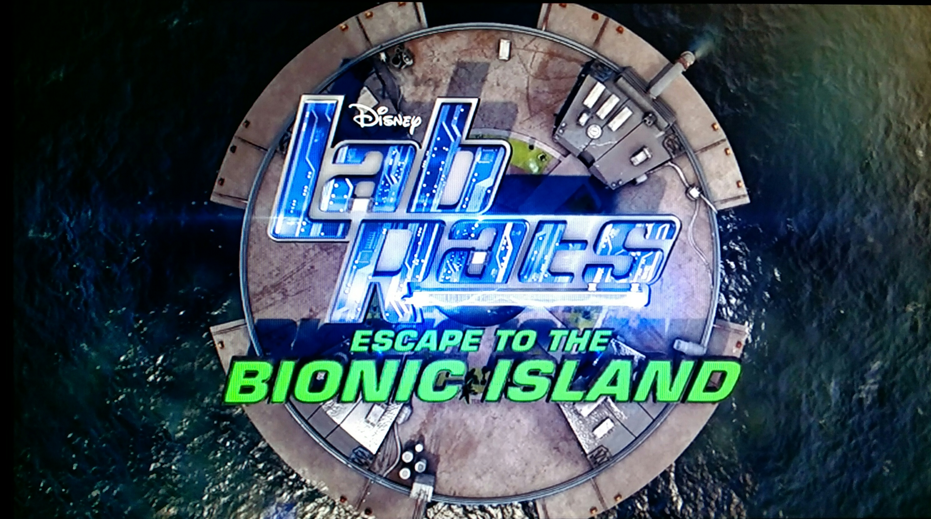 Escape To The Bionic Island