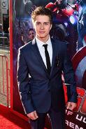 Billy Unger World Premiere Marvel Avengers CU49Kxqhgs8l