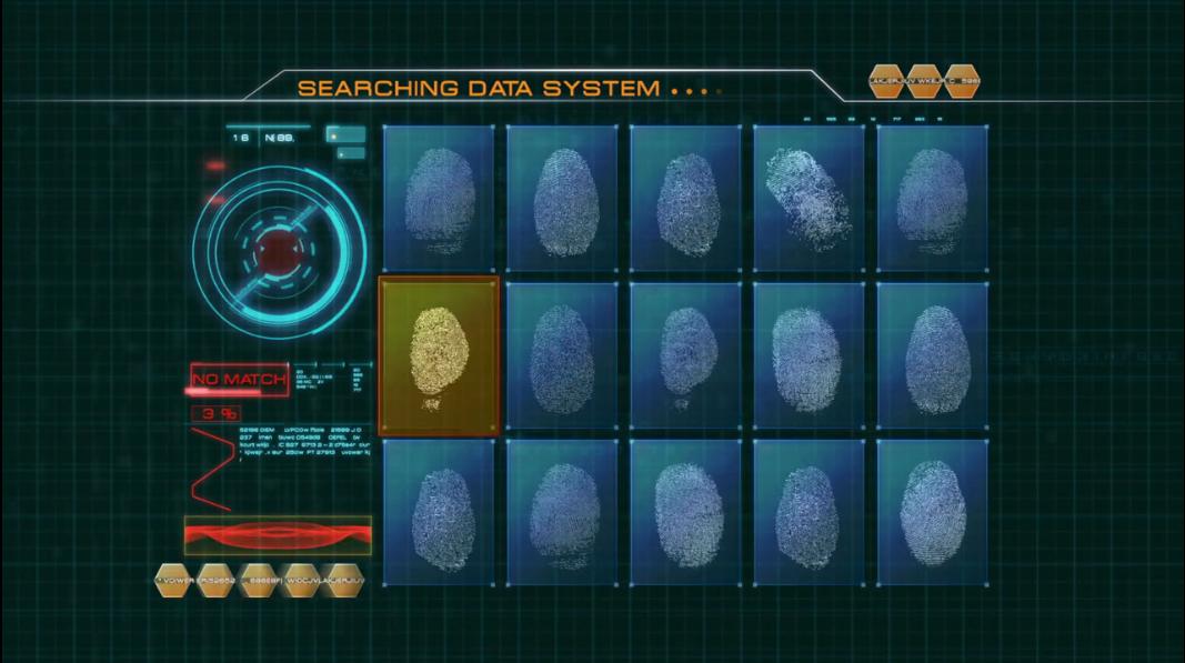 Fingerprint Recognition App