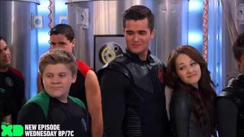 Lab Rats The Vanishing Exclusive Clip
