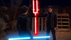 Laser Bo vs Pitchfork