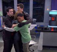 BSS hug