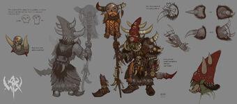 Chamán Goblin por Jonathan Kirtz Warhammer Online.jpg