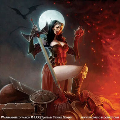 Condesa Isaera (final) por Paco Rico Torres Condes Vampiro Vampiresa.jpg