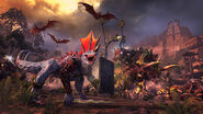 Tehenhauin Warhammer Total War