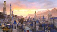 Ciudad altos elfos warhammer total war