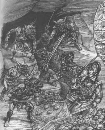 Emboscada goblins por Tony Ackland.jpg