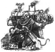 Lanzador de Viento Envenenado por Mark Gibbons