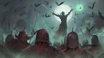 Total war Vampiro levantando ejército.jpg