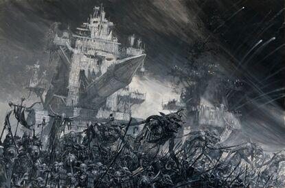Torres de Asedio Gorko y Morko por Adrian Smith.jpg