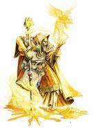 Hechicero Dorado por Dave Gallagher