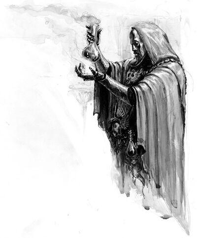 Hechicero de batalla Imperio Dorado por Karl Kopinski.jpg