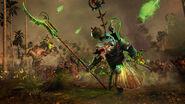 Ikit Caw Warhammer Total War II