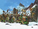 Guerreros del Clan Enanos