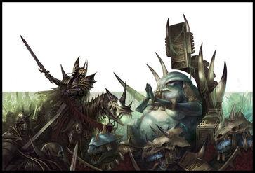 La Marcha de los Malditos por Mike Lim