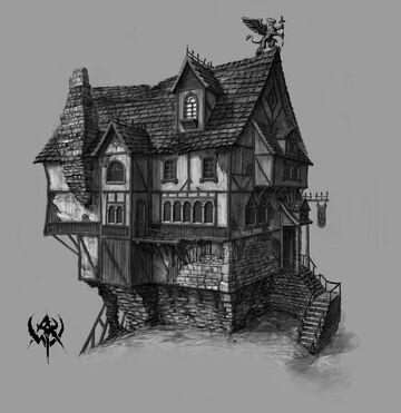 Warhammer Online Concept Art Edificio Imperio (1).jpg