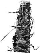 Elfas Oscuras por Dave Gallagher marco