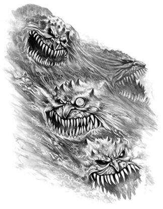 Horrores de Tzeentch por Des Hanley.jpg