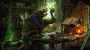 Laboratorio Skaven Warhammer Total War 2 por Sandra Duchiewicz