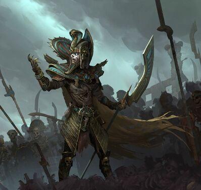 Victoria de settra warhammer total war por Stoyan Stoyanov.jpg