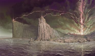 Isla de los Muertos 01 por Jonathan Kirtz Altos Elfos.png