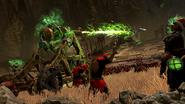 Cañon de disformidad Warhammer Total War