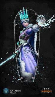 Katarin total war warhammer