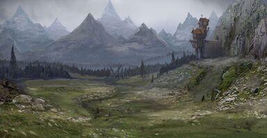 Warhammer Total War Montañas 01 Arte conceptual.jpg