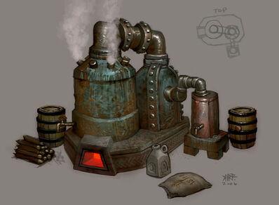 Alambique Enanos Warhammer Online por Jonathan Kirtz.jpg