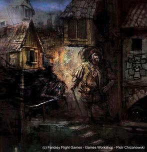 Hoja asesina WH Invasion por chrzan666 Asesino Skaven.jpg