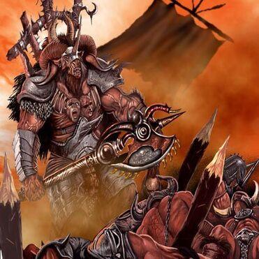 Caudillo de los Hombres Bestia por James Brady jimbradyart.jpg
