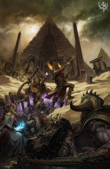 Imagen Reyes Funerarios contra Saqueadores War.jpg
