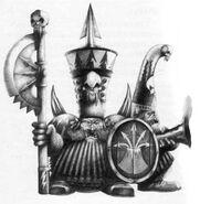 Guerreros Enanos del Caos Mark Gibbons