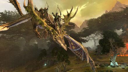 Naestra y Arahan Warhammer Total War