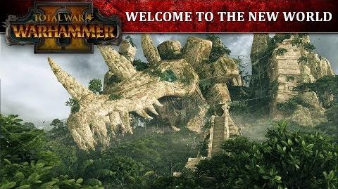 Total War Warhammer 2 - Welcome to the New World COMBI