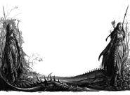 Naestra y Arahan por Dave Gallagher