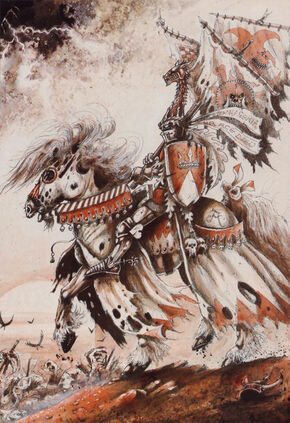 Caballero Bretoniano John Blanche.jpg