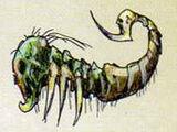 Veneno de Escorpión Verde