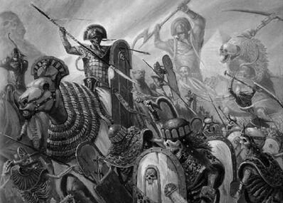 Reyes Funerarios -Guerra contra el Nigromante Nehekhara.jpg