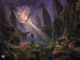 Montañas Espinazo del Dragón (Ulthuan)