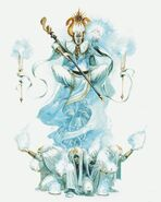 Hechicero Luminoso por Dave Gallagher