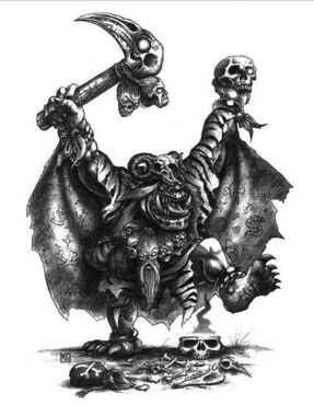 Chamán Orco Salvaje por Mark Gibbons.jpg