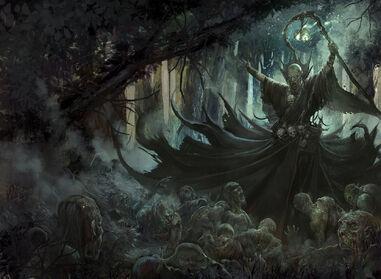 Blighted empire warhammer by faroldjo-d69gwna Nigromante No Muertos.jpg