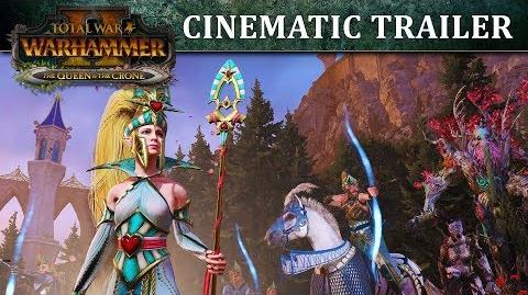 Total War WARHAMMER 2 - Queen and the Crone Trailer