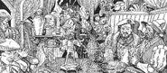 El Reposo del Príncipe por Russ Nicholson Marienburgo