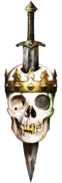 Portada Renegade Crowns por Mark Gibbons