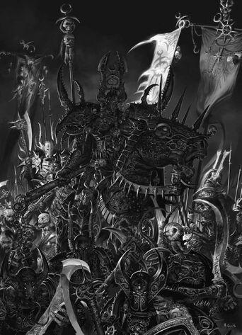 Ejército de Slaanesh por Adrian Smith.jpg